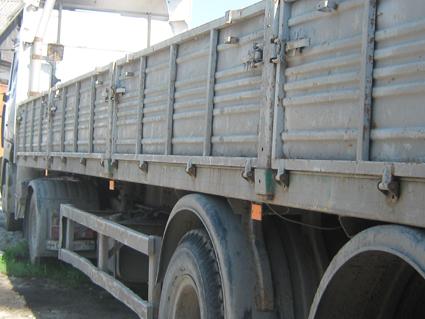 МАЗ-938660 (2011г)  полуприцеп 2-х бортовой 12,6м