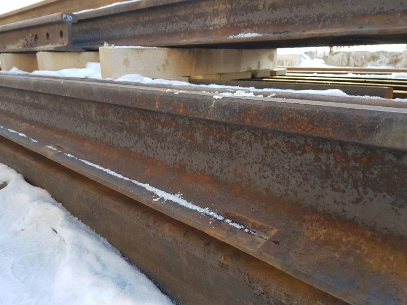 Рельсы Р-65 12,5 м 1гр, подкладки и любые всп от 28500 руб