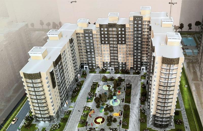 Продатся двух комнатная квартира в Краснодаре.